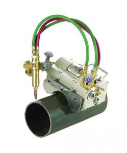 Портативный газорез серии CG2-11 применяется для термической обработки труб