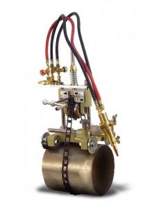 Машина газовой резки труб CG2-11G