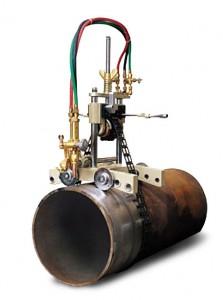 Машина термической резки труб CG2-11S